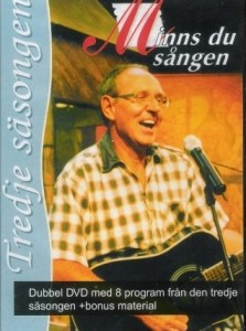 Minns Du Sången DVD 3