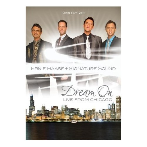 Ernie Haase Dream on dvd