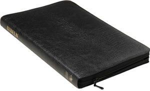 Folkbibeln slimline blixlås