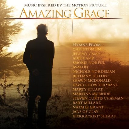 Amazing Grace music back