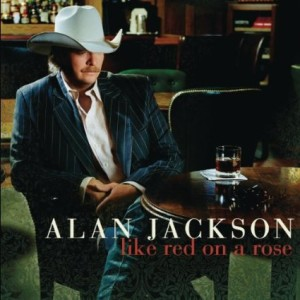 Alan Jackson Like red rose