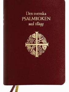 Psalmboken present guld