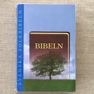 Sv Folkbibeln 98 pocket