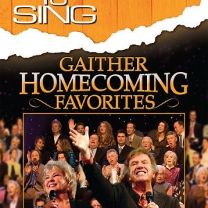 Ready to sing Gaither favoriotes
