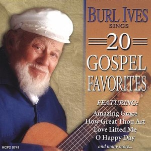 Burl Ives 20 gospel favorites