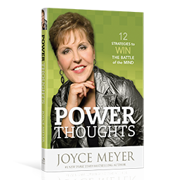 Joyce Meyer Power thoughts