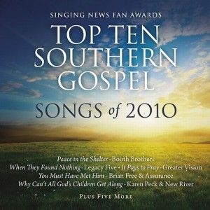 Top Ten Southern Gospel Songs 2010