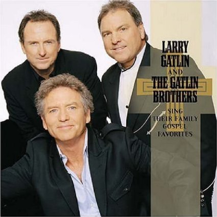 Larry Gatlin & Brothers gospel favorites