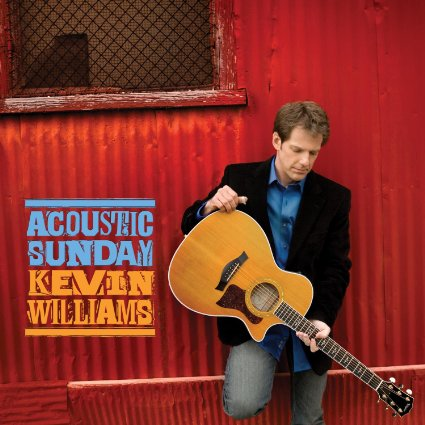 Kevin Williams Acoustic guitar