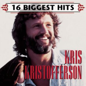 Kris Kristofferson 16 biggest hits