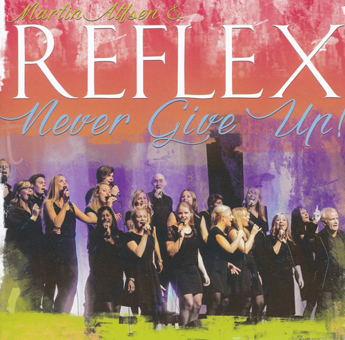 Reflex Never give up