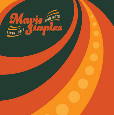 Mavis Staple High note