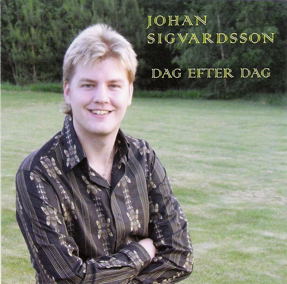 Johan Sigvardsson Dag efter dag