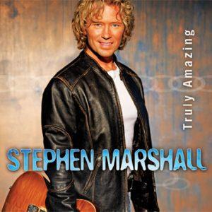 Stephen Marshall Truly Amazing
