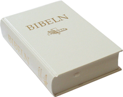 Vigselbibel vit