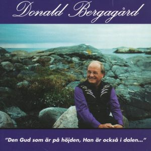Donald Bergagård Den Gud