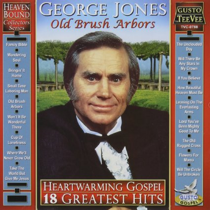 George Jones Gospel Hits