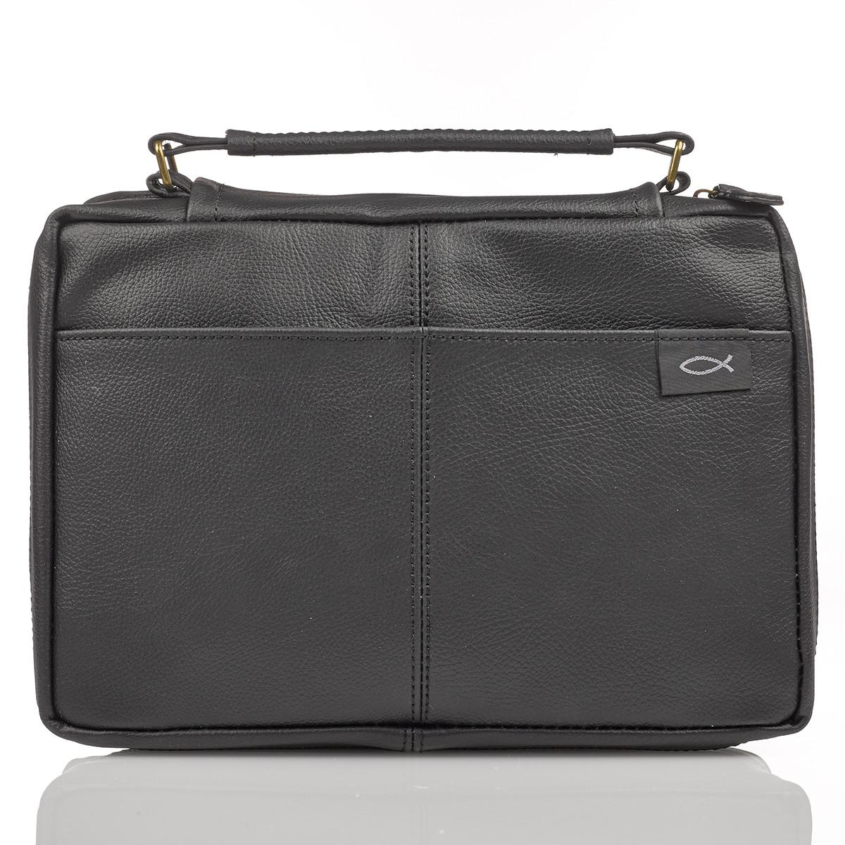 Chrisart gen leather black