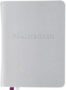 Psalmboken silver