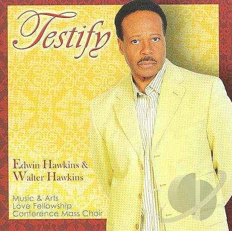 Edwin Hawkins testify