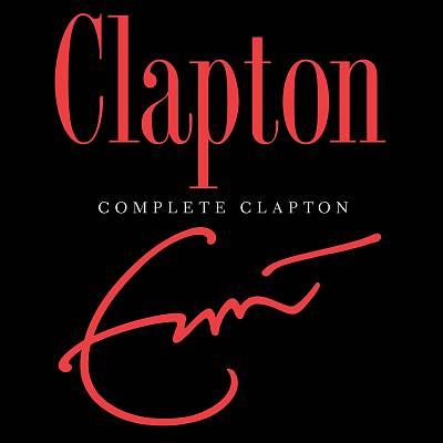 Eric Clapton Complete