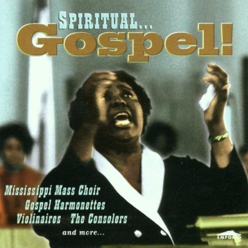 Spiritual Gospel various artists