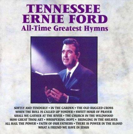 Tenn Ernie Ford Greatest hymns