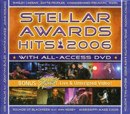 Stellar Awards Hits 2006