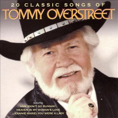 Tommy Overstreet 20 classic songs
