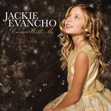 Jackie Evancho Dream with me