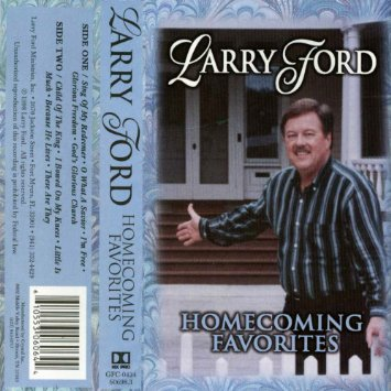Larry Ford Homecoming favorites